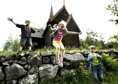 Maihaugen- Norway's largest open-air museum
