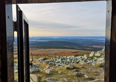 Hike to Nevelfjell